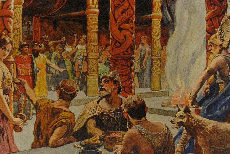 6 клас Урок 29 Міфологічний жанр